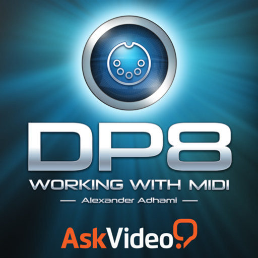 AV for Digital Performer 8 102 - Working With MIDI