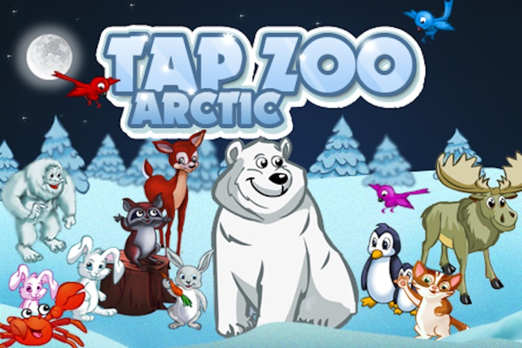 Tap Zoo: Arctic screenshot-0