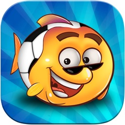 Ocean Soccer - Underwater Kick Ups Finger Football