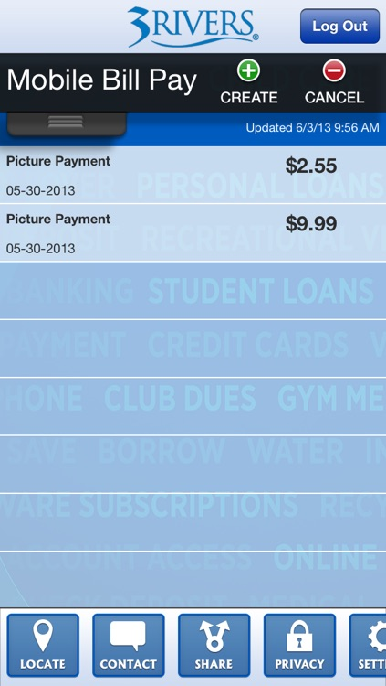 3Rivers Mobile Bill Pay