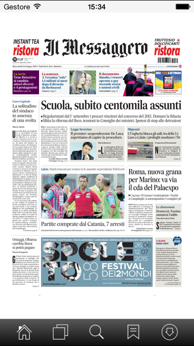 Il Messaggero review screenshots