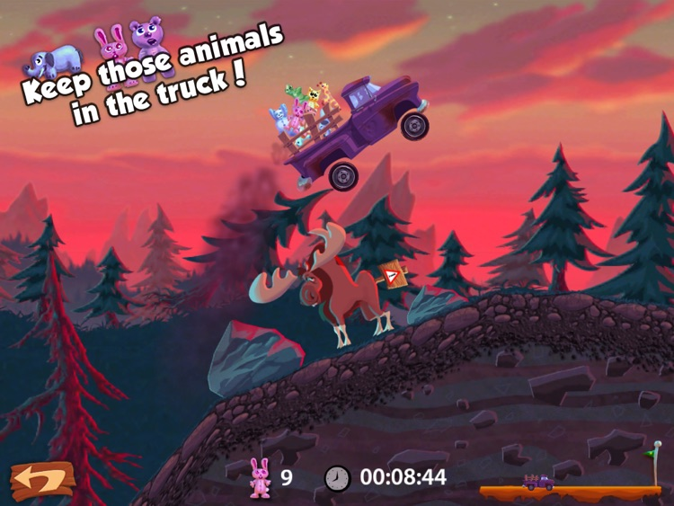 Snuggle Truck HD screenshot-1