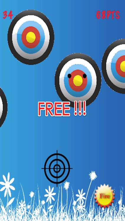 Aim And Shoot Targets: A Gun Professional Sniper Free screenshot-4