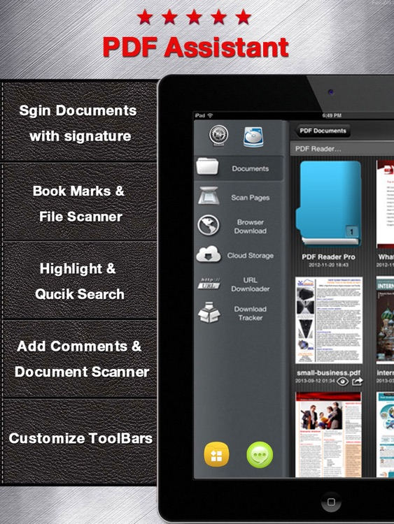 Annotate PDF for iPad