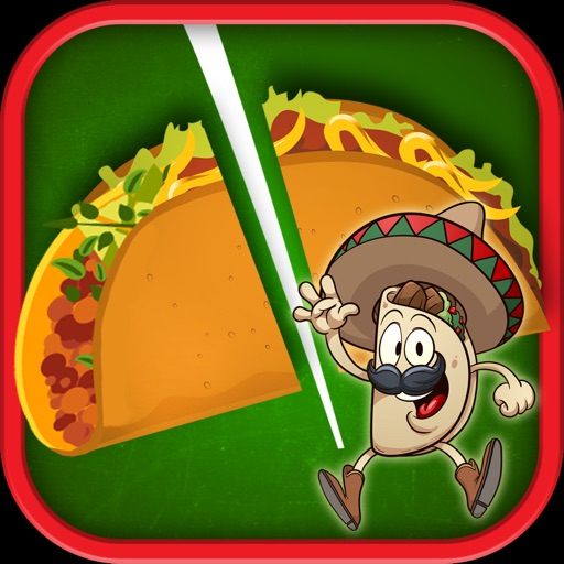 My Crazy Taco Fever - Super-Star Chef : Kitchen Toss and Food Slicing Game