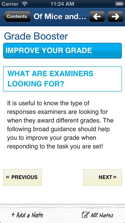 Of Mice and Men York Notes GCSE screenshot-3