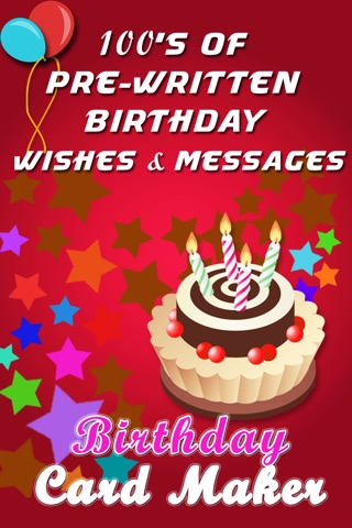 Birthday Card Maker Wish Happy Birthday With Best Photo Greeting