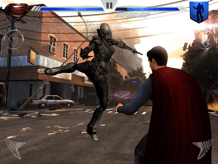 Man of Steel HD screenshot-1