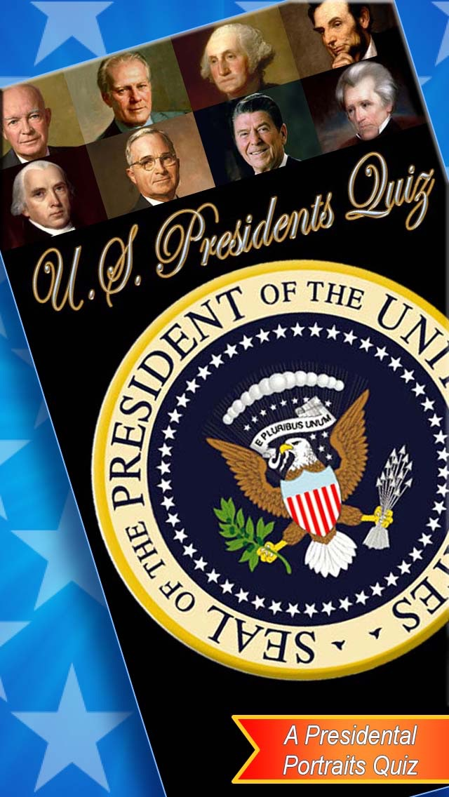 US Presidents Trivia Quiz Free – United States Presidential Historical Photo Recognition Guessing Educational Game Cheat Codes