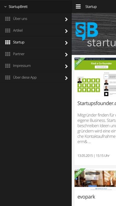StartupBrettScreenshot von 5