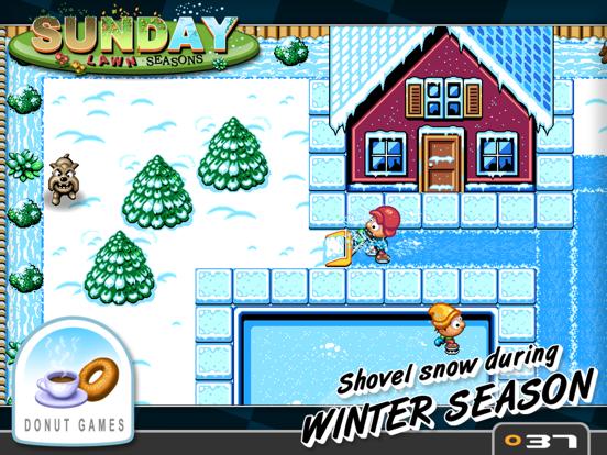 Sunday Lawn Seasons screenshot