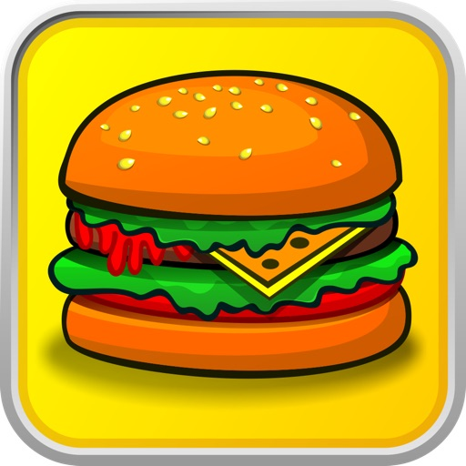 Burger Heroes - Fast and Frozen Food Match Game