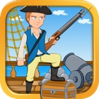 Dark Kingdom Battleship Escape : Can you Rush the Devious Contra Pirate - FREE Kids Game icon