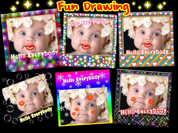 Baby Photo Frames (HD)