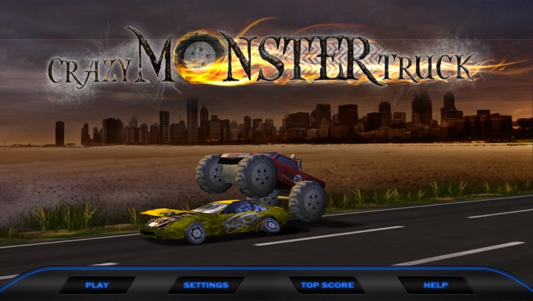 Crazy Monster Truck HD