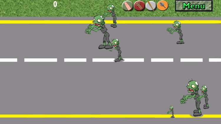 The Zombie War Game screenshot-3