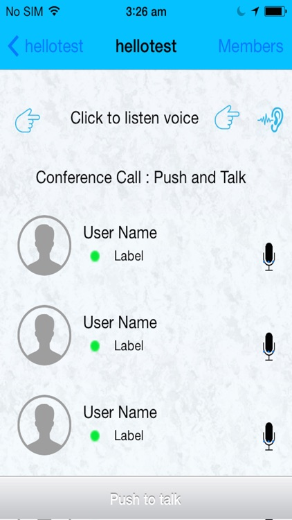 TagMe AudioChat