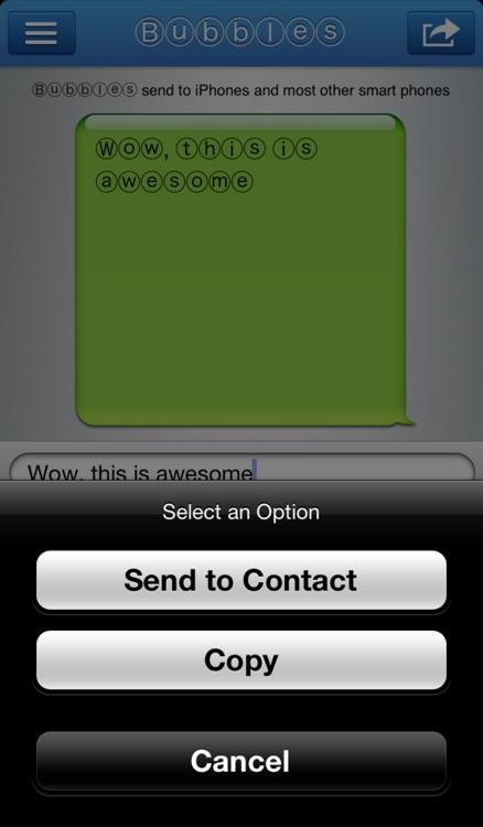 Messages Elite screenshot-4