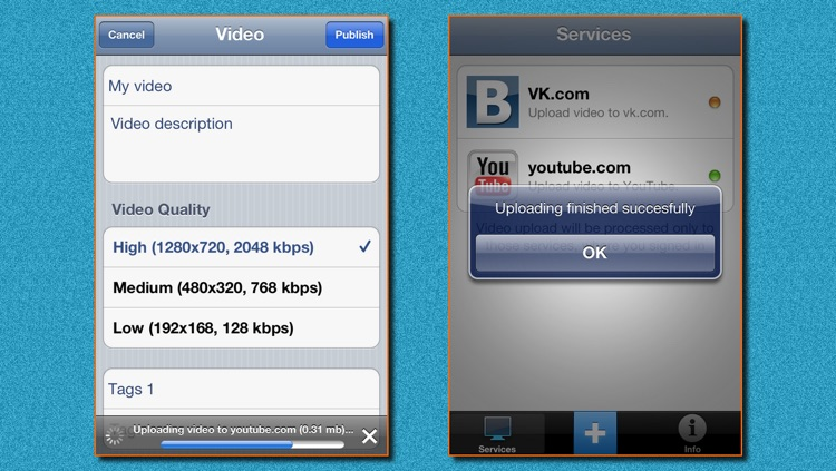 Ultimate Video Uploader