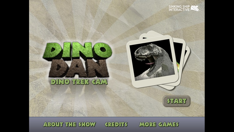 Dino Dan: Dino Trek Cam screenshot-4