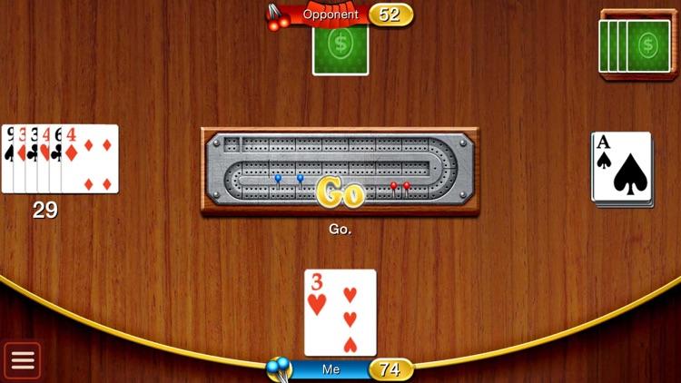 Cribbage Premium - Online Card Game with Friends screenshot-4