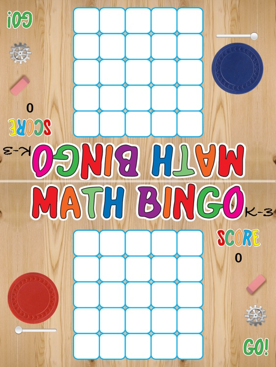 Math Bingo K-3 screenshot-0