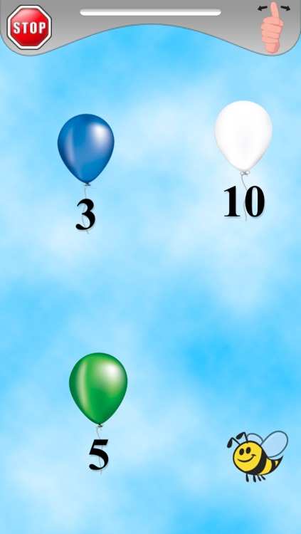 A Bee Sees - Learning Letters, Numbers, and Colors for Children screenshot-3