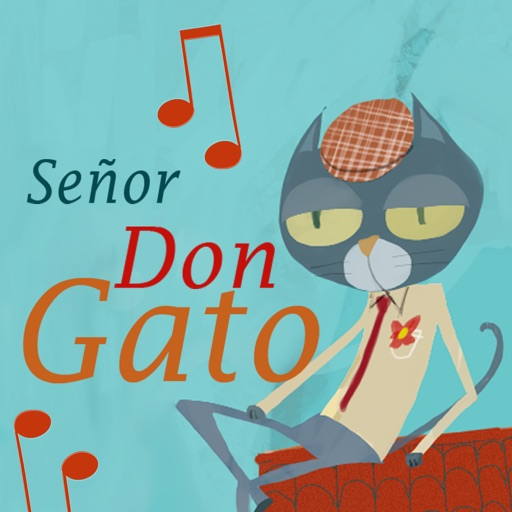 Señor Don Gato - interactive music book