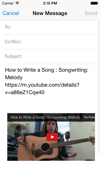 Song Writer - Ultimate Video Guide For Song writing screenshot-4