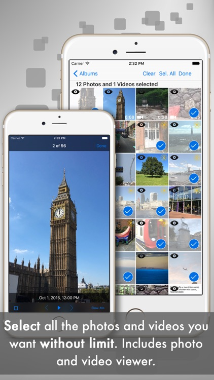 Easy Photo & Video Transfer Free - Share and Sync Media Files Instantly over Wifi