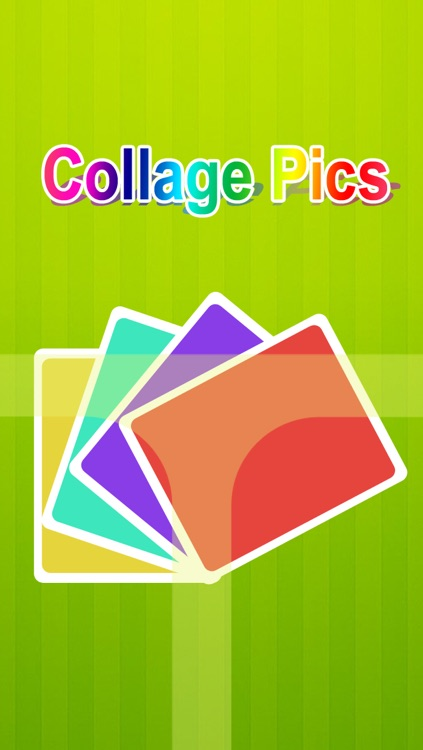 Collage Pics - Editor, Maker, and Creator Fun Collages with filter background and border editing features for photo sharing pictures grid screenshot-4