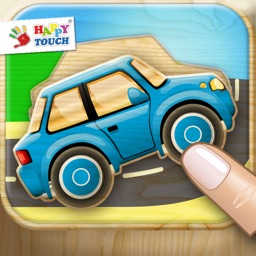 Car Puzzle Game for Kids (by Happy Touch)