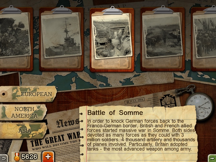 European War 3 Free for iPad screenshot-3