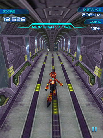 X-Runner screenshot