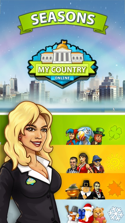 My Country: build your dream city HD