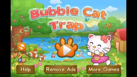 Bubble Cat Trap – Crush and Tap Candy to Trap Cat