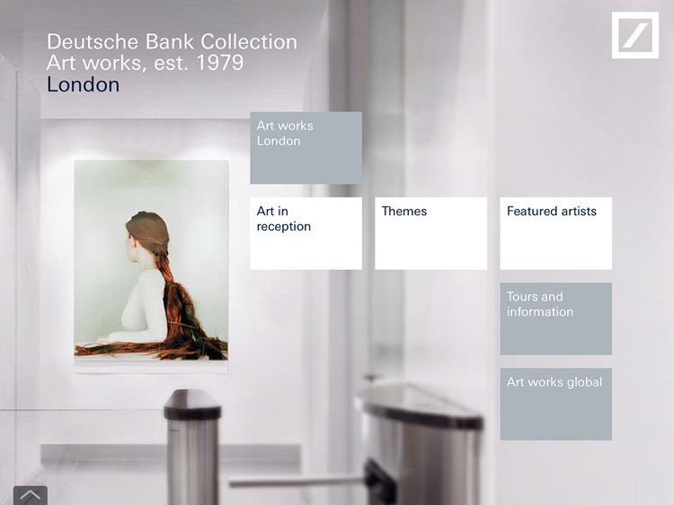 Deutsche Bank Art works London Edition