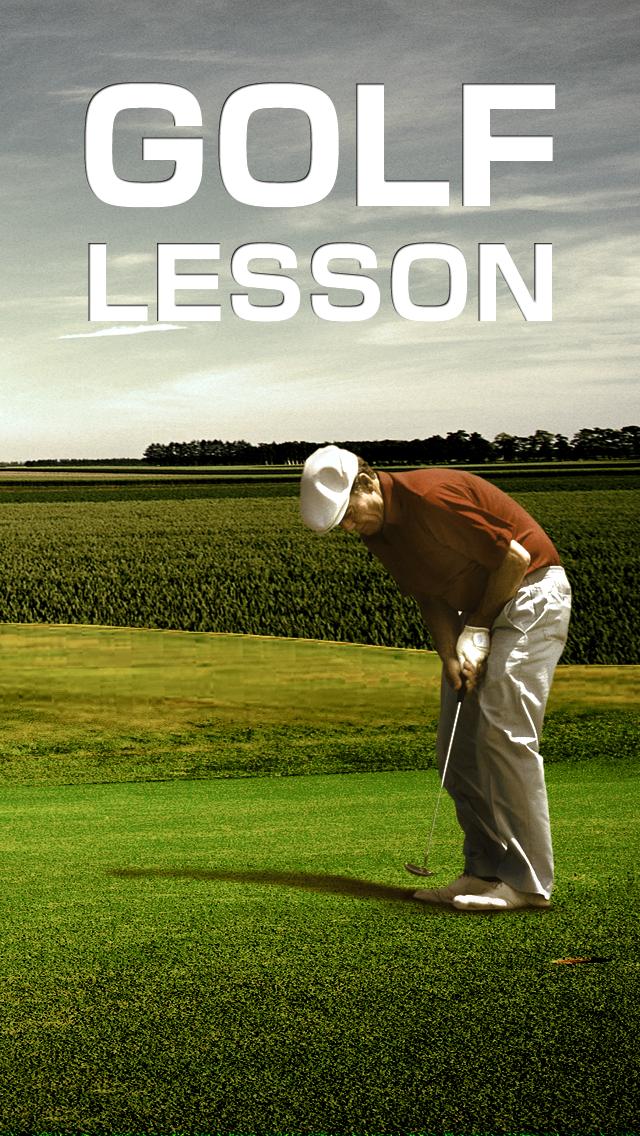 Everyday! Golf lessons screenshot one