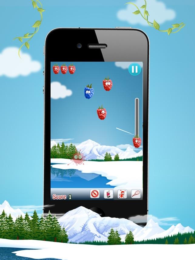 Berry Smasher - Ninja Slice Bug Smash Clash, game for IOS