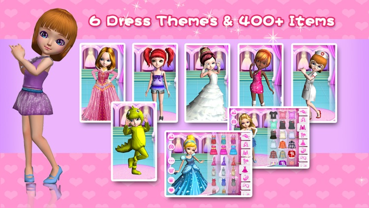 Coco Dress Up 3D