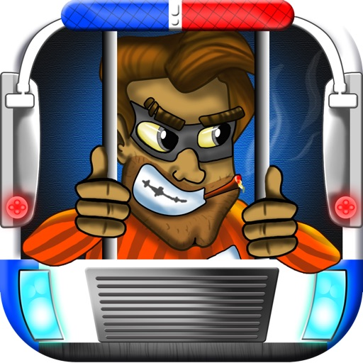 Criminal Bus Chase Lite icon