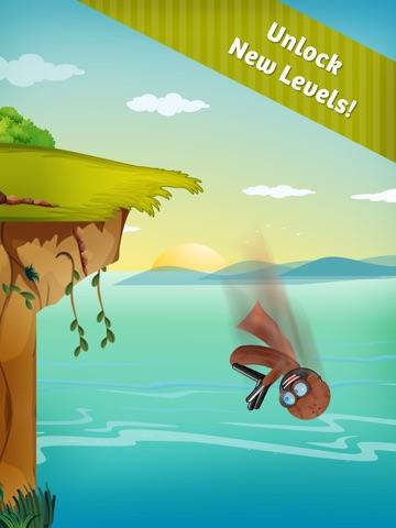 Скачать Stickman High Diving PRO - Touch, Jump & Flip!