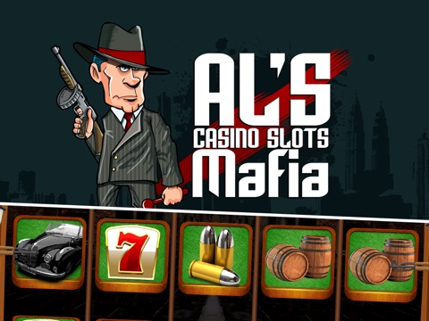 Al's Casino Slots Mafia - Free Game-ipad-0