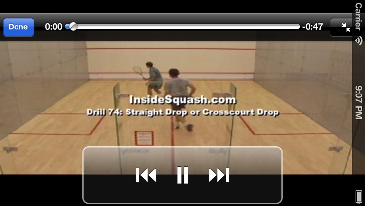 Inside Squash screenshot-0