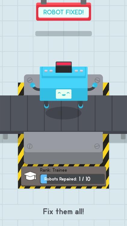 Little Broken Robots screenshot-4