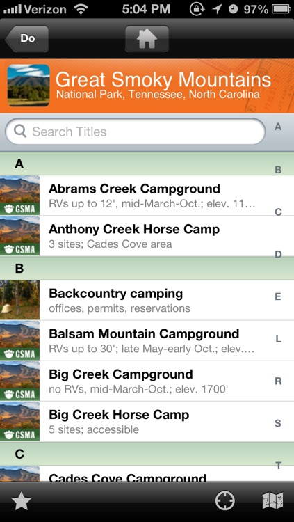 Great Smoky Mountains National Park - The Official Guide screenshot-4