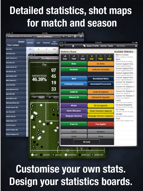 Great Coach Football screenshot-4
