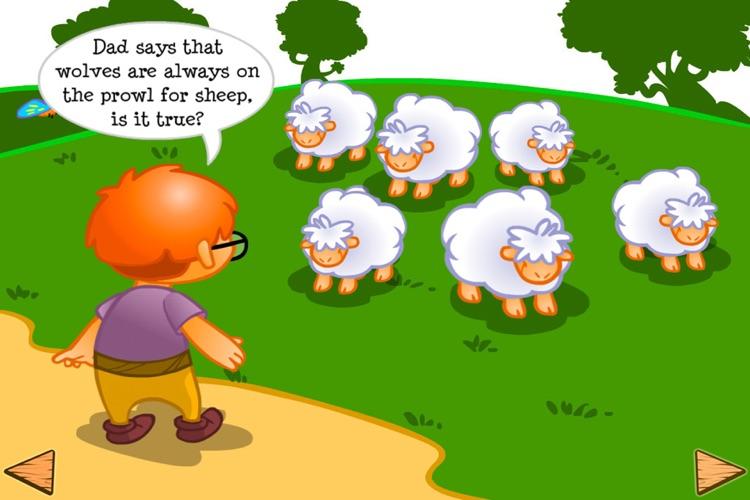Noah's Ark .- free book for kids screenshot-4