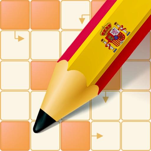 Обучающие сканворды. Русско-испанские icon