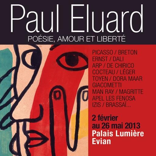 Paul Eluard, poésie, amour et liberté